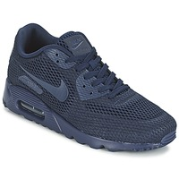 Shoes Men Low top trainers Nike AIR MAX 90 ULTRA BREATHE Blue
