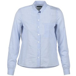material Women Shirts Marc O'Polo DEUZIA Blue