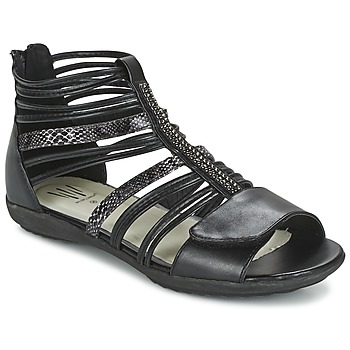 Shoes Girl Sandals Wildflower HAMAR Black