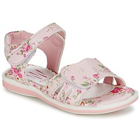 Shoes Girl Sandals Wildflower KONGSBERG Pink