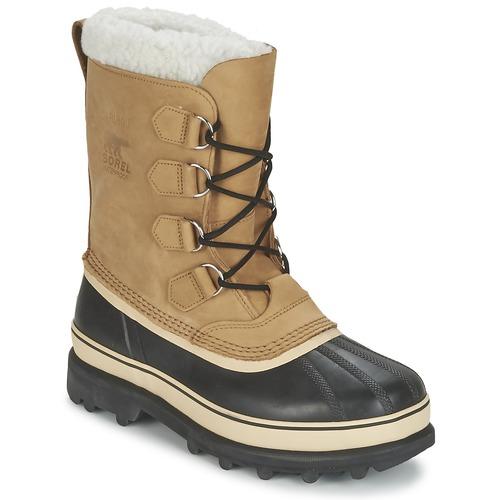 Shoes Women Snow boots Sorel CARIBOU Beige