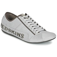 Shoes Men Low top trainers Redskins TEMPO Grey