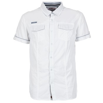 material Men short-sleeved shirts Deeluxe ISLANDO White