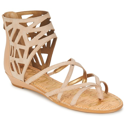 ccb690393 Sam Edelman DANA Mocca   Taupe - Fast delivery with Spartoo Europe ...