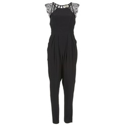 material Women Jumpsuits / Dungarees Stella Forest ONDONI Black