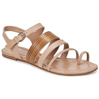 Shoes Women Sandals Boss Business PERNILLE Beige