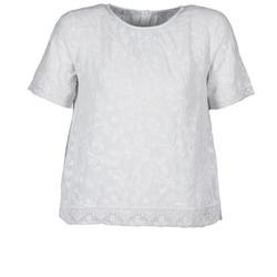 short-sleeved t-shirts Manoush COTONNADE SMOCKEE