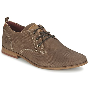 Shoes Men Derby shoes Bullboxer EDUNIALE TAUPE