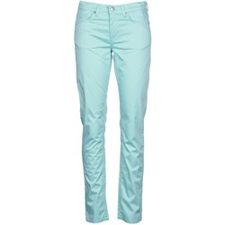 material Women 5-pocket trousers Gant 410478 Grey