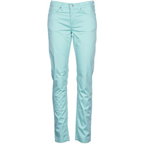 material Women 5-pocket trousers Gant 410478 Grey