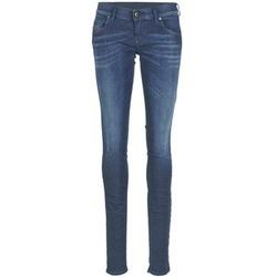 material Women slim jeans Diesel GRUPEE Blue / 0837J