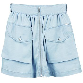 material Women Skirts Diesel DE BODEN B Blue