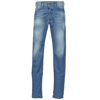 material Men straight jeans Diesel BUSTER Blue / 842H