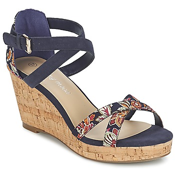 Shoes Women Sandals Moony Mood EMARLENE MARINE