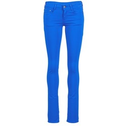 material Women 5-pocket trousers Cimarron CASSIS Blue