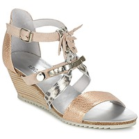 Shoes Women Sandals Regard RUKI Coppery