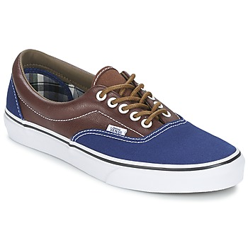 Shoes Men Low top trainers Vans ERA MARINE / Brown