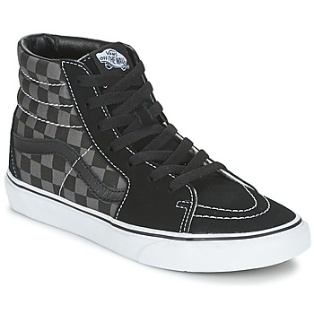 Shoes High top trainers Vans SK8-HI Grey / Brown