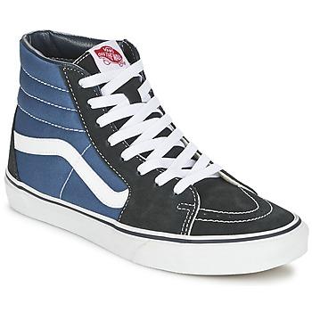 Shoes High top trainers Vans SK8-HI Marine / Black