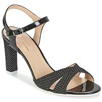 Shoes Women Sandals France Mode ZEN Black