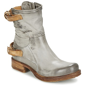 Ankle boots / Boots Airstep / A.S.98 SAINT Grey / Clear 350x350