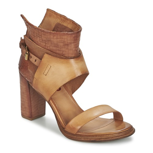 Shoes Women Sandals Airstep / A.S.98 IRON Brown