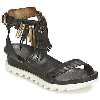 Sandals Airstep / A.S.98 FLOOD Black 350x350
