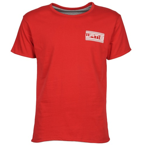material Men short-sleeved t-shirts Wati B WATI CREW Red