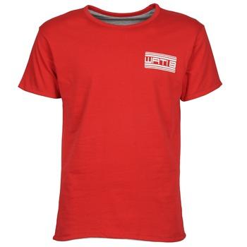 T-shirts & Polo shirts Wati B WATI CREW Red 350x350