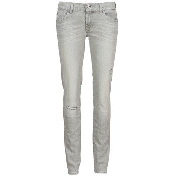 Jeans 7 for all Mankind ROXANNE DESTROYED Grey 350x350