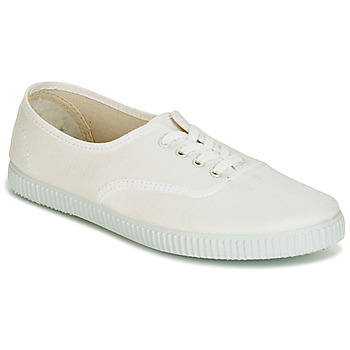 Shoes Women Low top trainers Yurban ARTOUM White