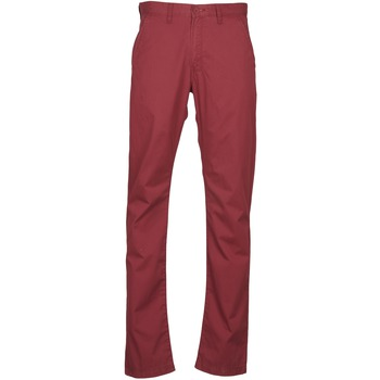 material Men chinos Lee CHINO OXBLOOD Red
