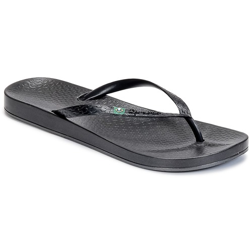 Shoes Women Flip flops Ipanema ANATOMIC BRILLANT III Black