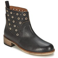 Shoes Women Mid boots BOSS Casual 50266292 Black