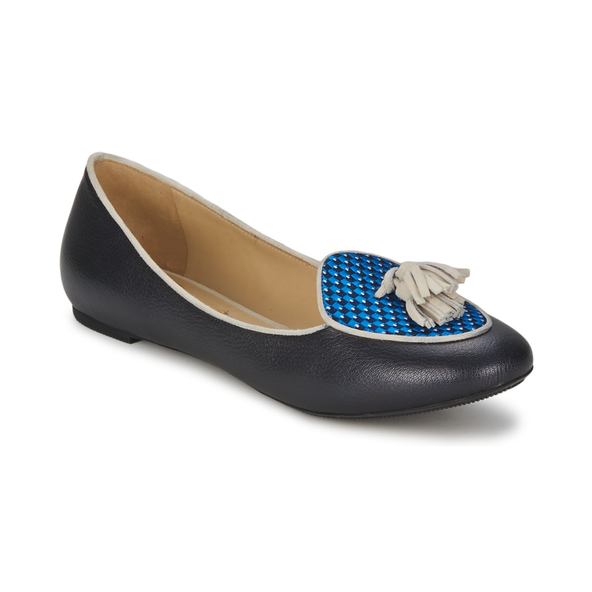 Ballerinas Etro 3922 Blue