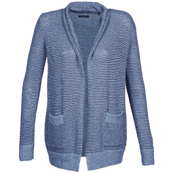 material Women Jackets / Cardigans Marc O'Polo LEROY Blue