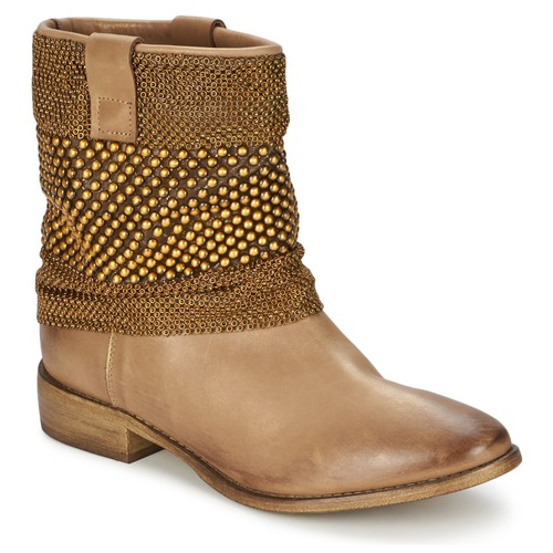 Ankle boots / Boots Strategia MAILLETT Gold 350x350