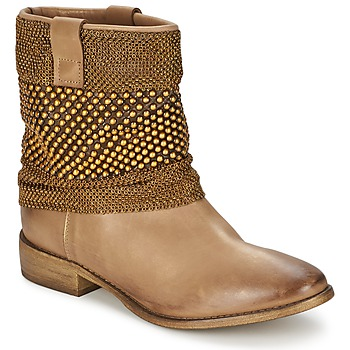 Ankle boots / Boots Strategia  Gold 350x350