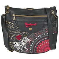 Shoulder bags Desigual BROOKLYN RED BALLS
