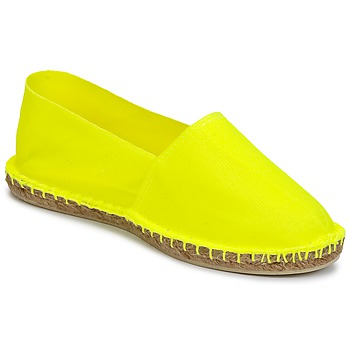Shoes Espadrilles Art of Soule FLUO Yellow / Fluorescent