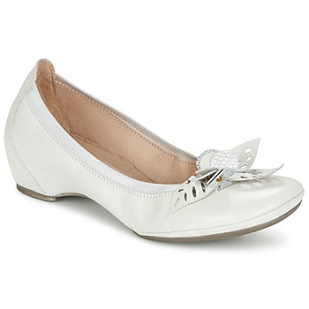Shoes Women Ballerinas Hispanitas VALENCE White