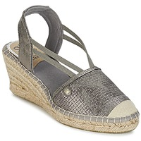 Shoes Women Sandals Mustang LIMBERT Silver
