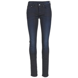 material Women straight jeans G-Star Raw ATTAC STRAIGHT Slander / Superstretch / DK / Aged