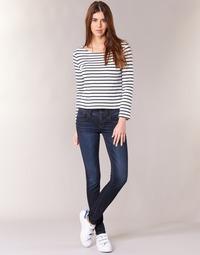 material Women Skinny jeans G-Star Raw LYNN MID SKINNY Blue