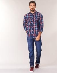 material Men straight jeans G-Star Raw 3301 STRAIGHT Hydrite / Denim / Dk / Aged
