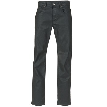 material Men straight jeans G-Star Raw 3301 STRAIGHT Black
