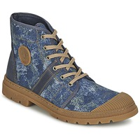 Shoes Women High top trainers Pataugas AUTHENTIQUE/DE Blue