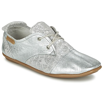 Shoes Women Derby shoes Pataugas SWING/CA Silver
