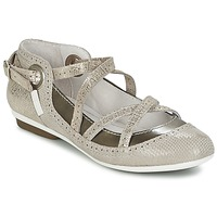 Shoes Women Ballerinas Pataugas TOTEM Taupe