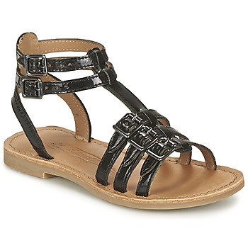 Sandals Shwik by Pom d'Api LAZAR BUCKLE